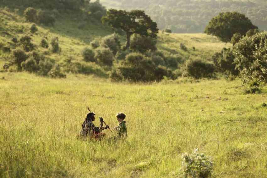 Family Safari in Serengeti
